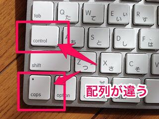 Apple Wireless KeyboardをWindowsで使っちゃっている人の記事