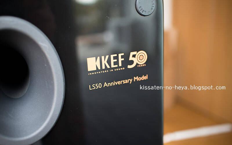 LS-50 50th Anniversary Model