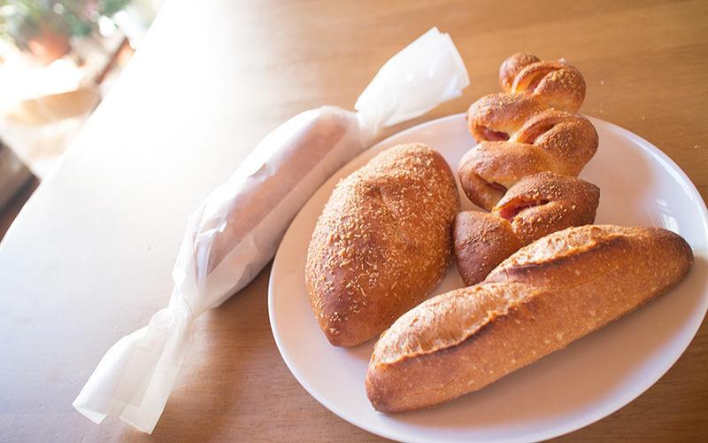 「PLATINI(プラティニ)」のパン