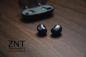 Bluetooth5だから?完全ワイヤレスイヤホンで低遅延を体験:ZNT AirCore