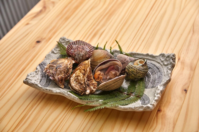 鳥羽の海女小屋十八屋 こちらの焼き貝はマジでおすすめしたい